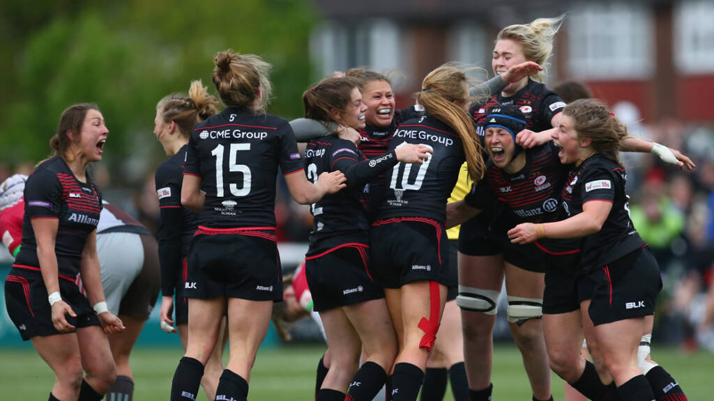 Saracens announce increased commitment for Women's team