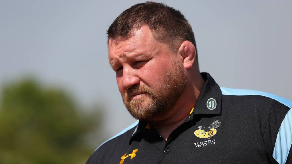 Dai Young excited by Wasps' challenging Champions Cup pool draw