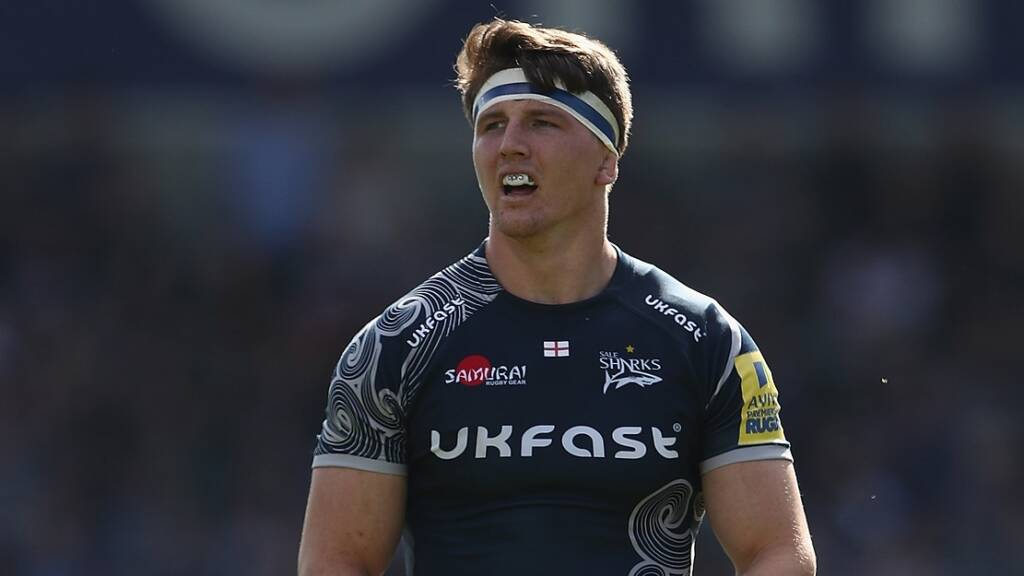 Tom Curry, Sale Sharks