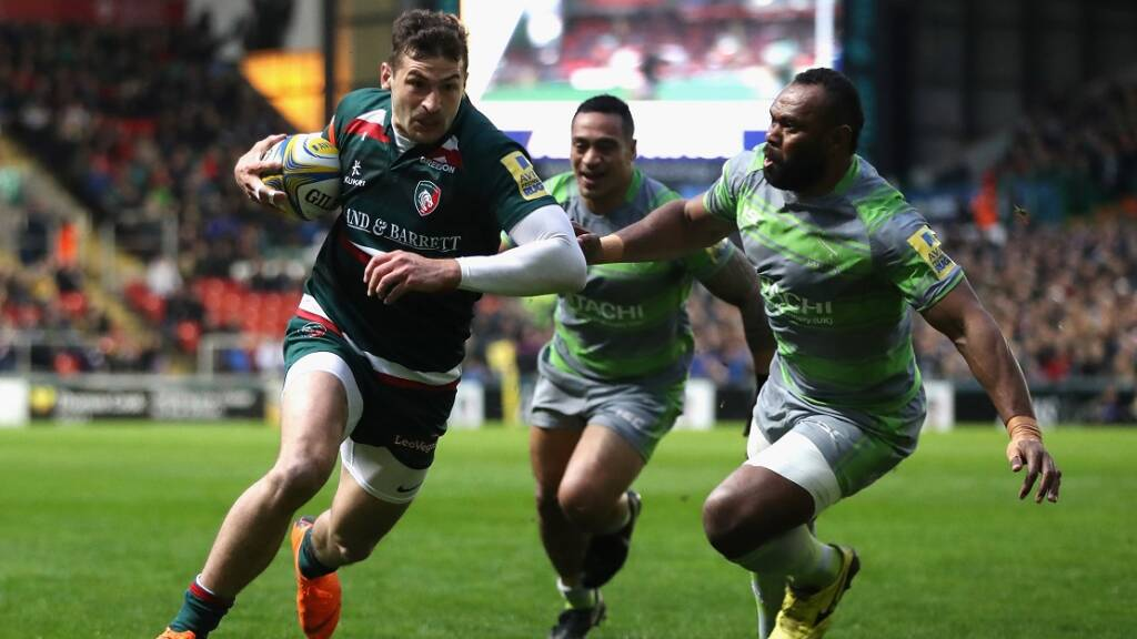 Match Report: South Africa 10 England 25