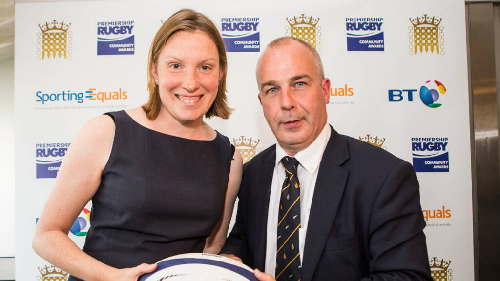 Bath Rugby, Newcastle Falcons and Wasps nominated for Premiership Rugby's BREAKTHRU Achiever of the Year award