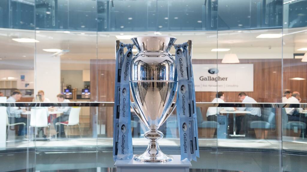 Gallagher Premiership Rugby 2018-19 fixtures announced