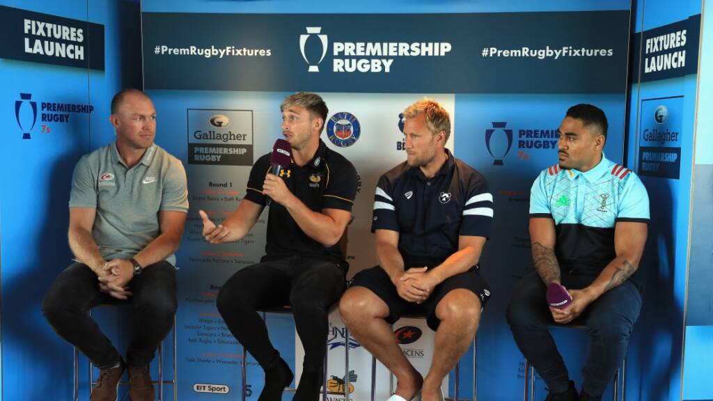 Ten key dates in the 2018/19 Gallagher Premiership Rugby
