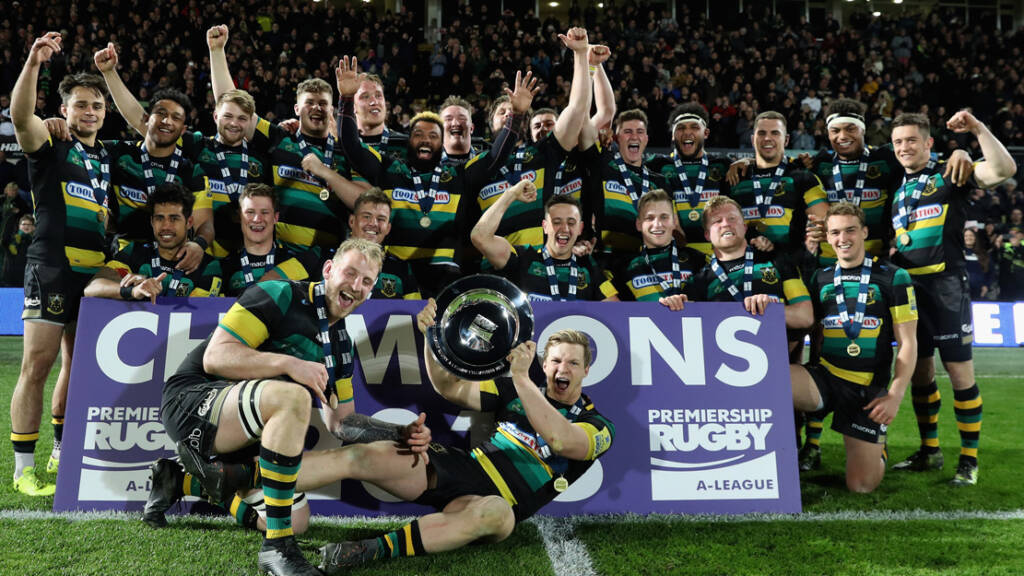 Premiership Rugby Shield launched