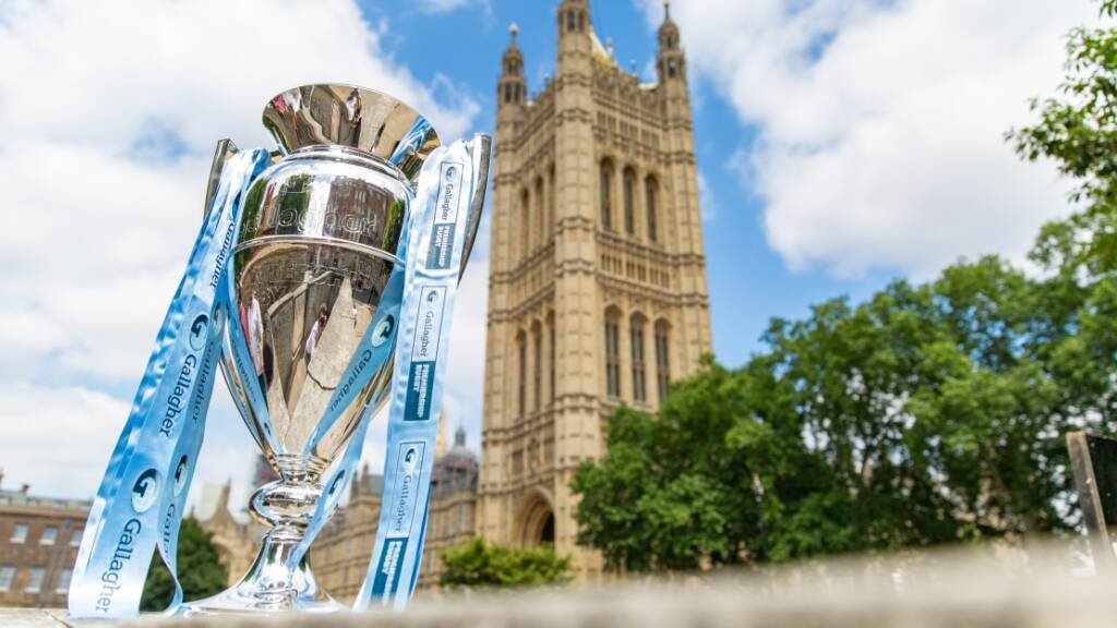 Minister for Sport inspired by Premiership Rugby Parliamentary Community Awards