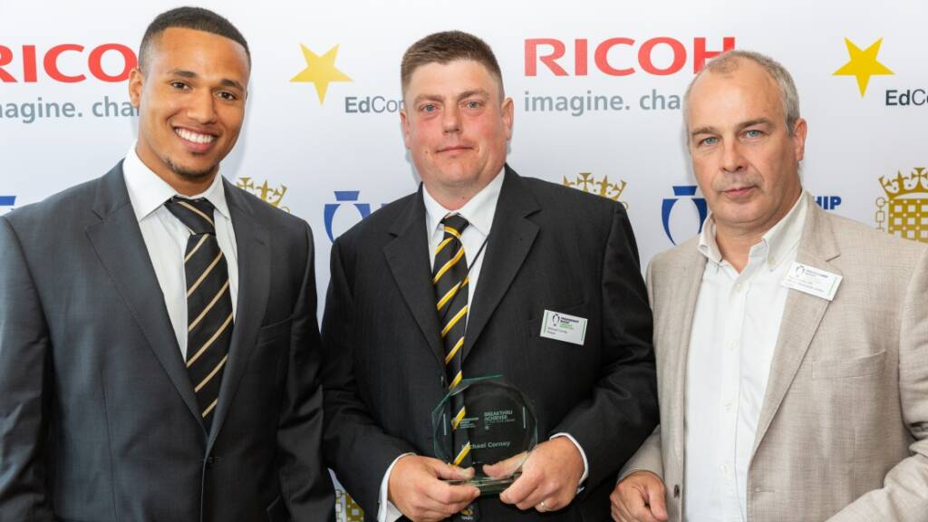Move Like A Pro sees Wasps fan crowned BreakThru Achiever of the Year