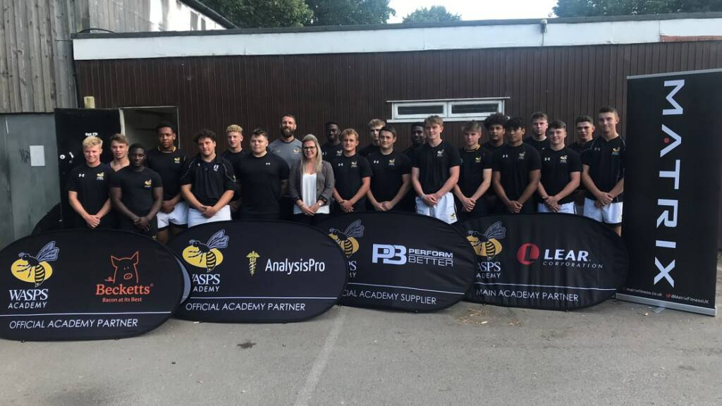 Wasps open Southern academy base at Henley Hawks RFC