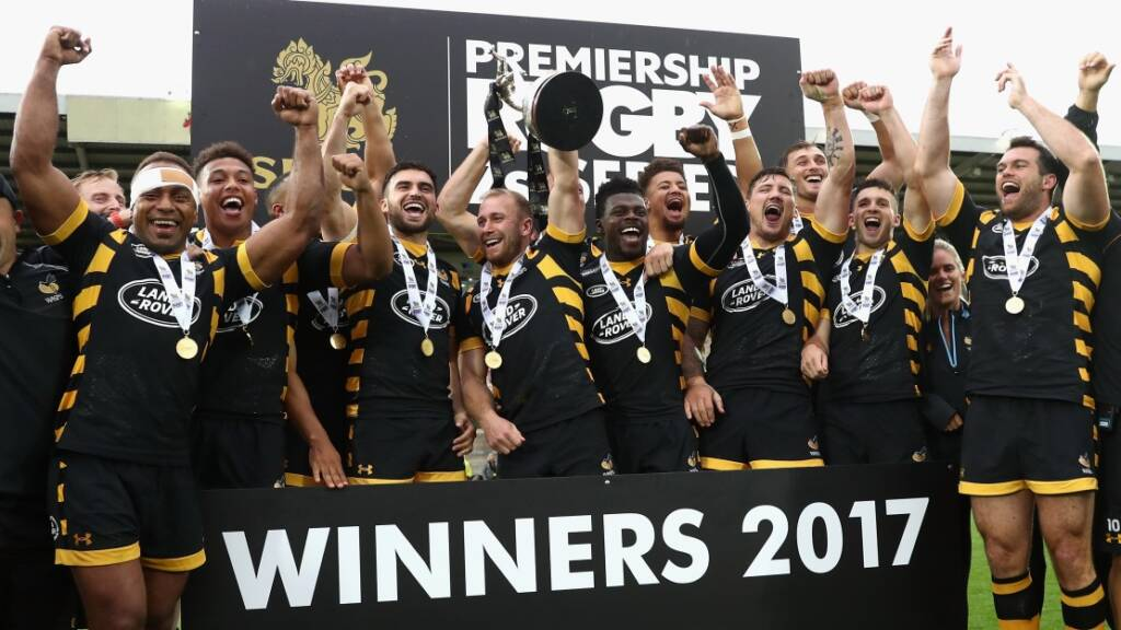 What happened in the 2017 Premiership Rugby 7s Series