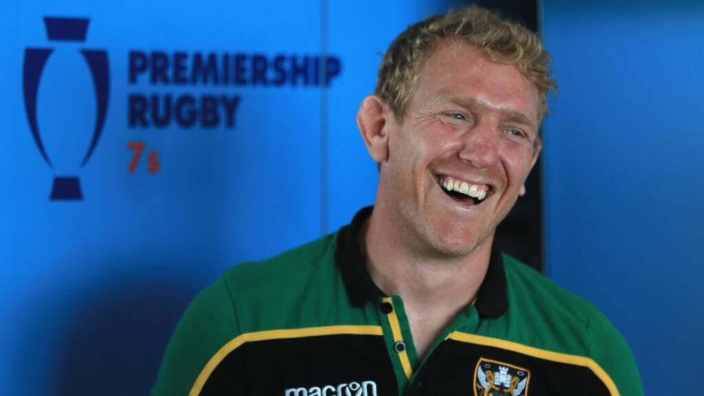 Saints coach Vesty reveals why he loves Premiership Rugby 7s