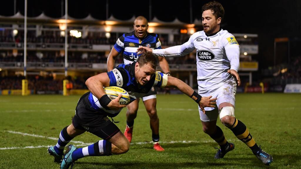 Wilson to lead out Bath Rugby at Franklin's Gardens in Premiership Rugby 7s