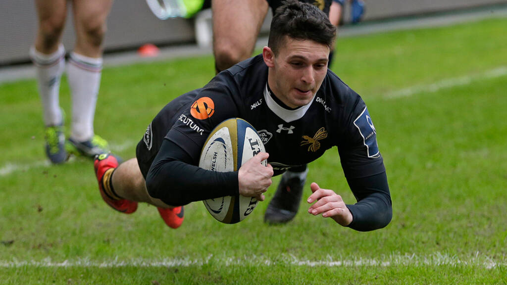 Wasps name Premiership Rugby 7s squad