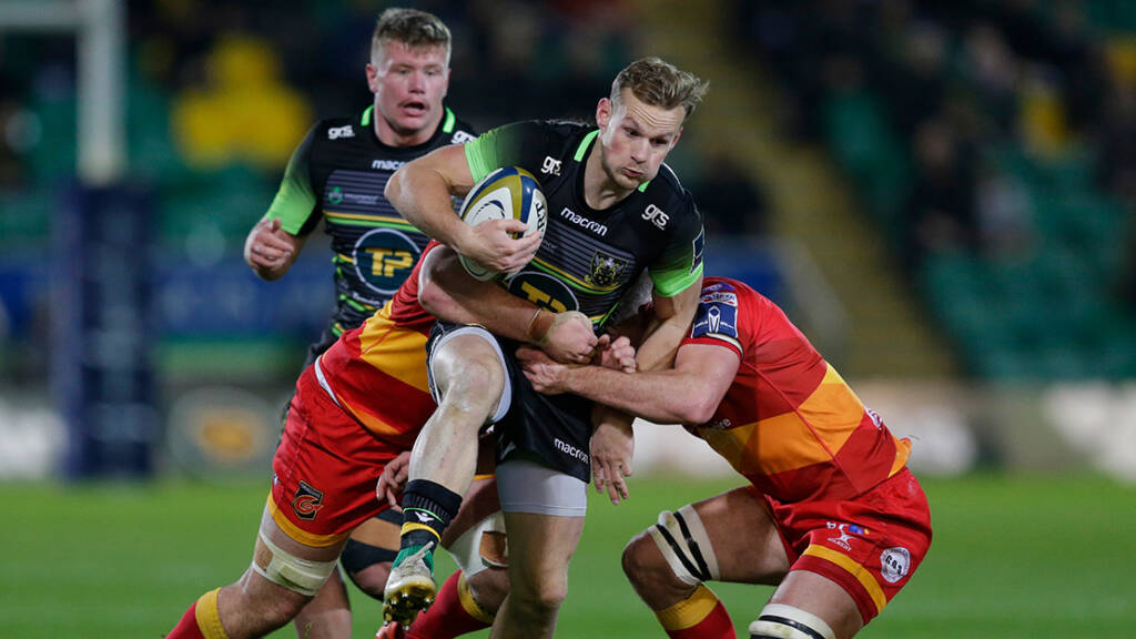 Saints name squad for Premiership Rugby 7s at Franklin's Gardens