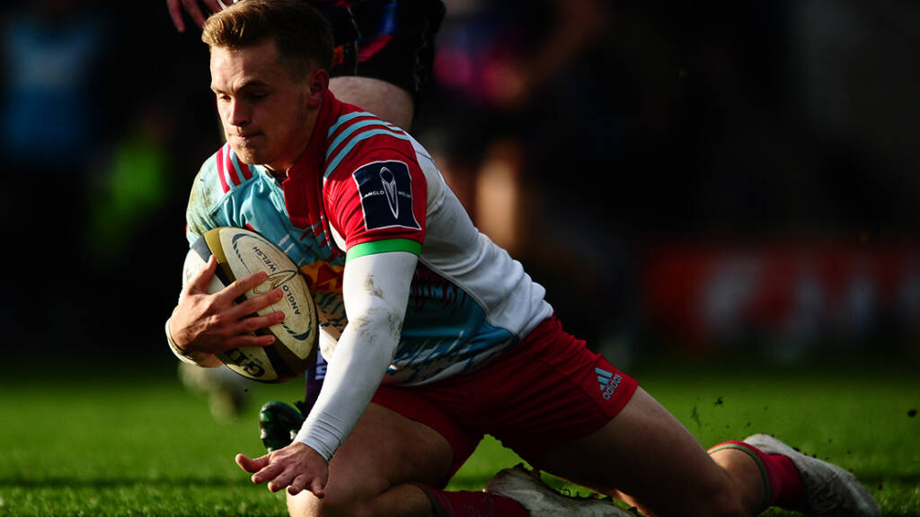 Harlequins announce squad for 2018 Premiership 7s