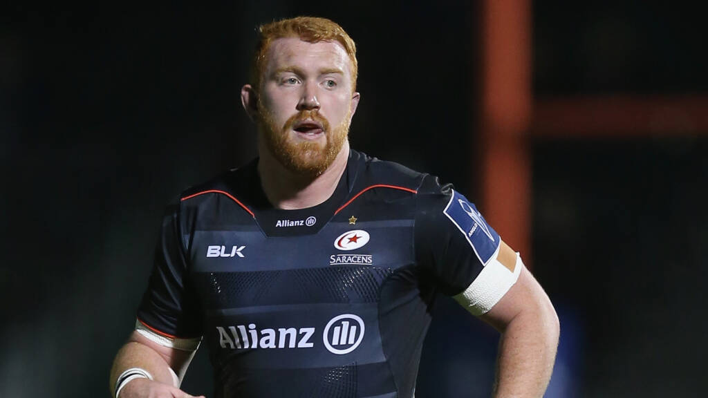 Saracens squad announced for Premiership Rugby 7s