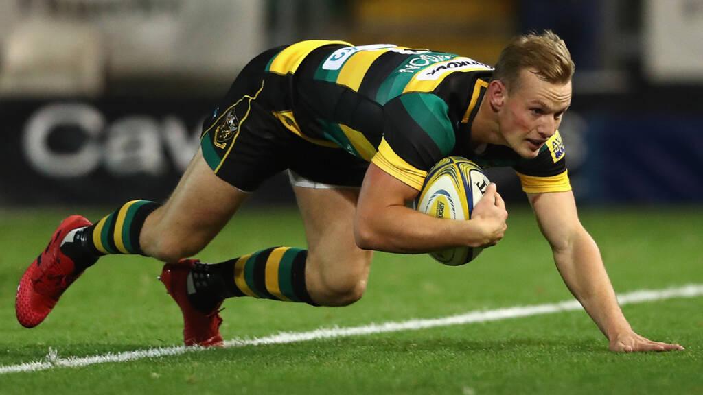 Improving Northampton Saints had to dig deep – Rory Hutchinson