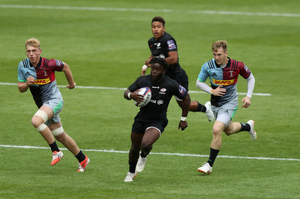 Ones to Watch from the Premiership Rugby 7s