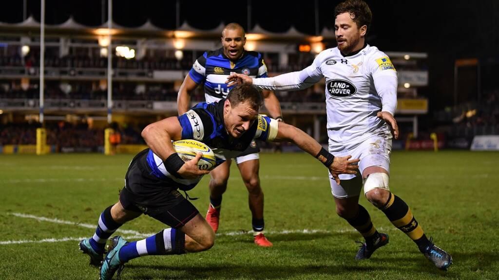 Jack Wilson, Bath Rugby
