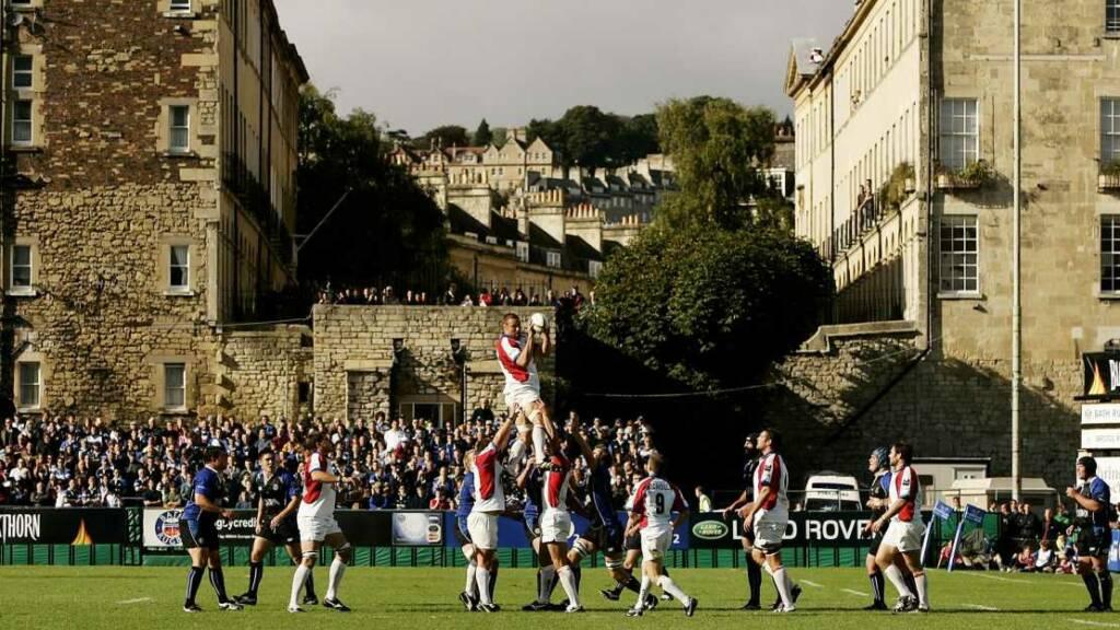 Bristol Bears v Bath Rugby: three classic matches