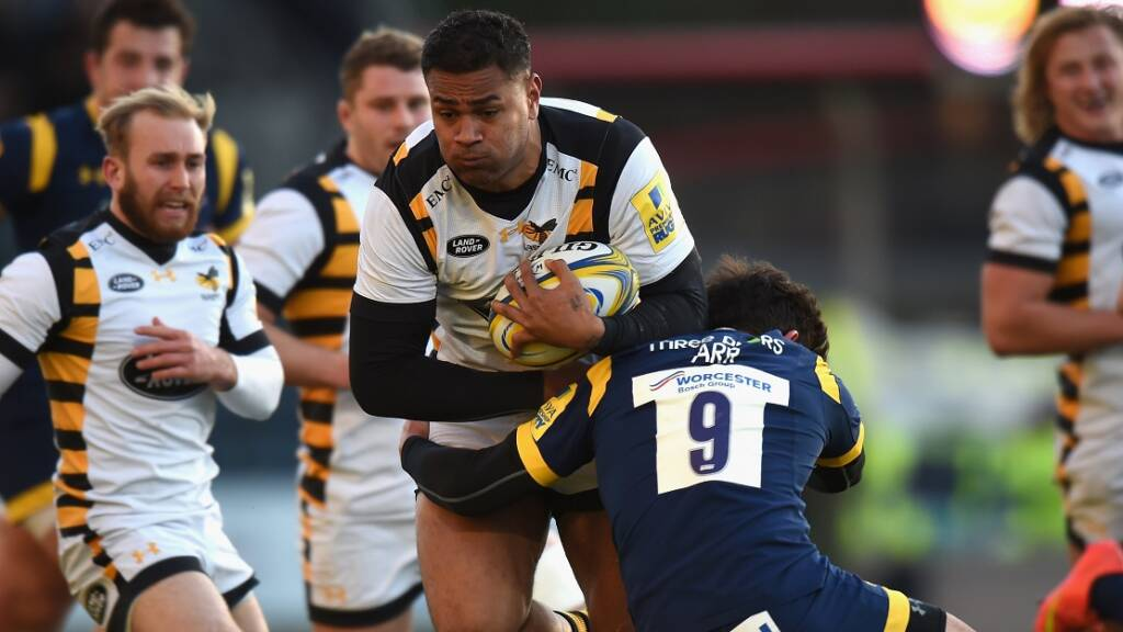 Worcester Warriors v Wasps: three classic matches