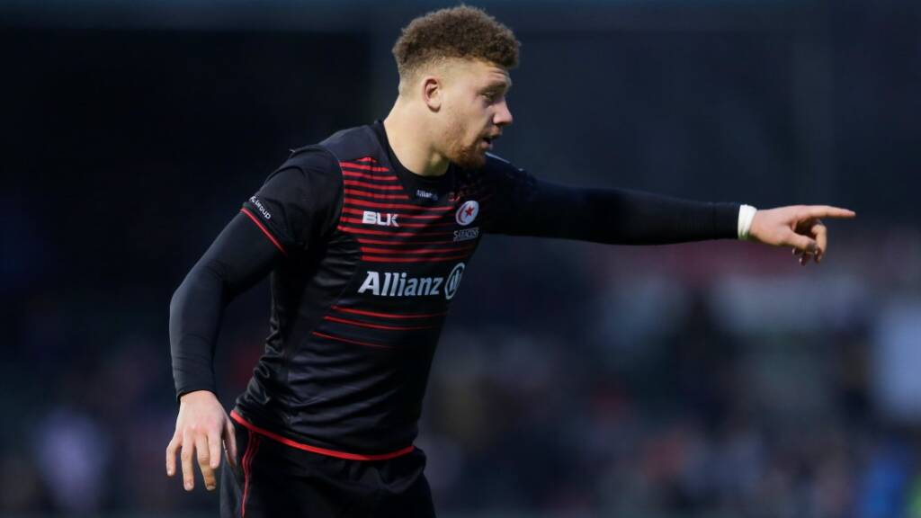 Isiekwe happy to be flexible for Saracens in Gallagher Premiership Rugby