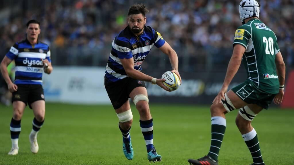Elliott Stooke Bath Rugby
