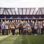 Gallagher kicks-off Premiership Rugby season with celebration of rugby's community heroes