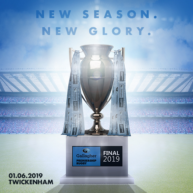 The Gallagher Premiership Rugby Final 2019