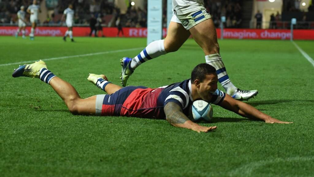 Match Report: Bristol Bears 17-10 Bath Rugby