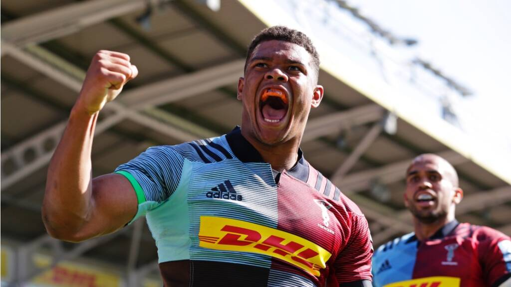 Harlequins announce squad for Challenge Cup trip to Agen