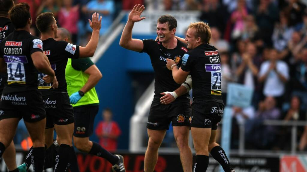 Match Reaction: Exeter Chiefs 40-6 Leicester Tigers