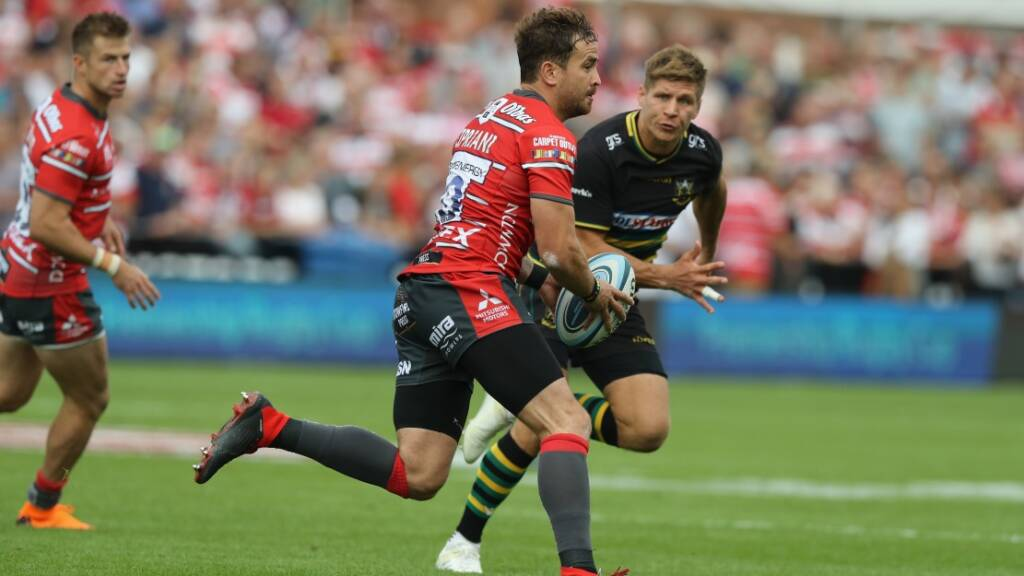 Round 1 Player Watch: Danny Cipriani, Andy Uren, Ahsee Tuala and Marcus Smith