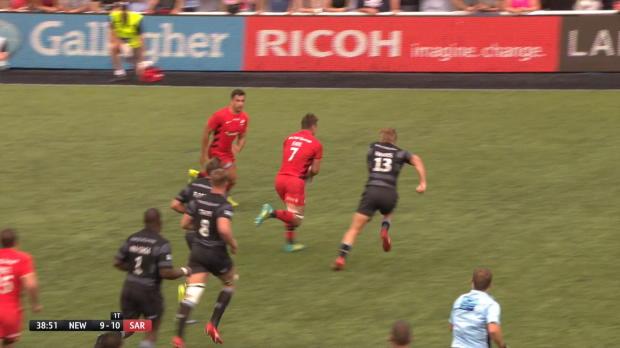 Highlights - Newcastle Falcons v Saracens