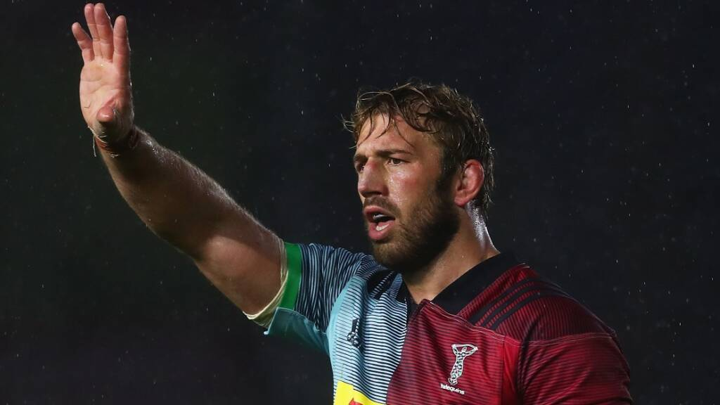 Robshaw hails Harlequins transformation under Gustard but knows real change takes time