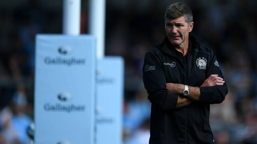 The Big Interview: Rob Baxter on Exeter Chiefs' growth on and off the field