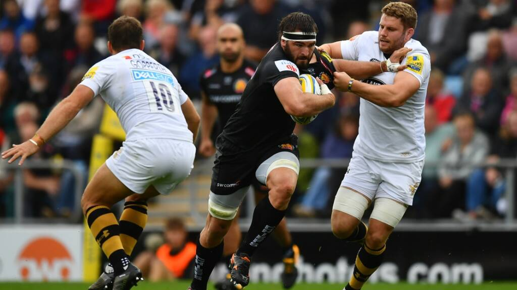Throwback Thursday: Exeter Chiefs 31-17 Wasps, 2017