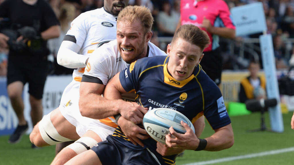 Josh Adams set for 50th Worcester Warriors appearance at Sale Sharks