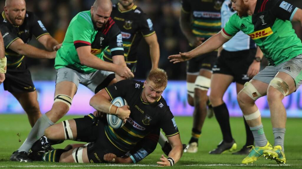 Match Report: Northampton Saints 25-18 Harlequins