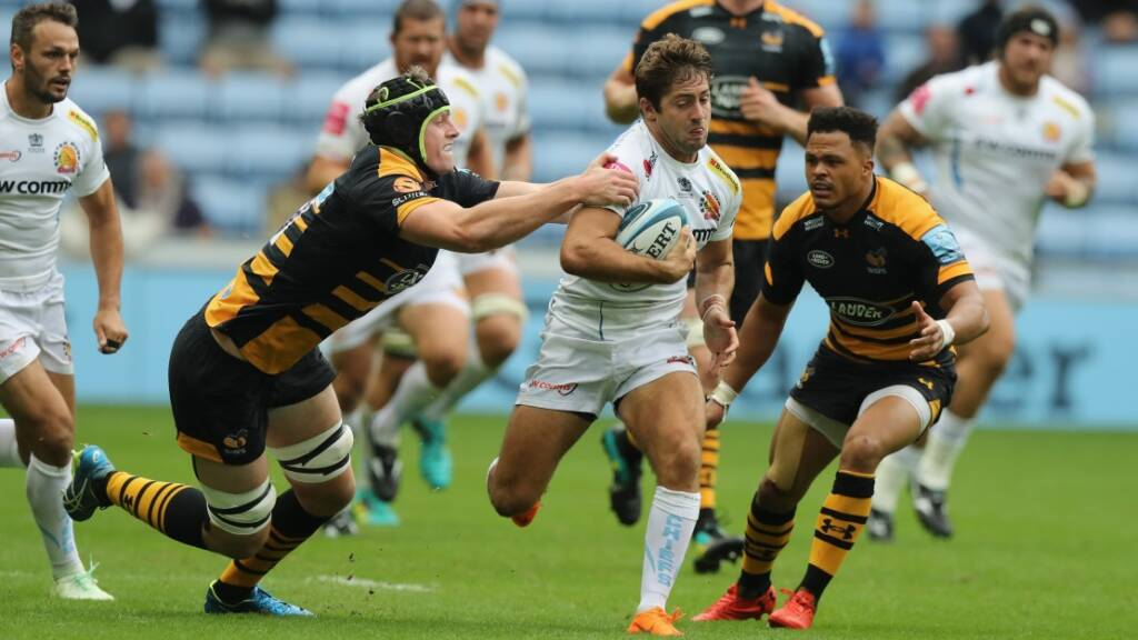 Match Report: Wasps 31-42 Exeter Chiefs