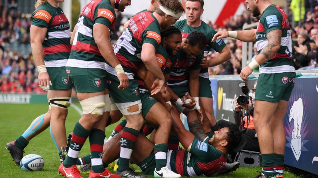 Best of Social: Gallagher Premiership Rugby continues with Round Three