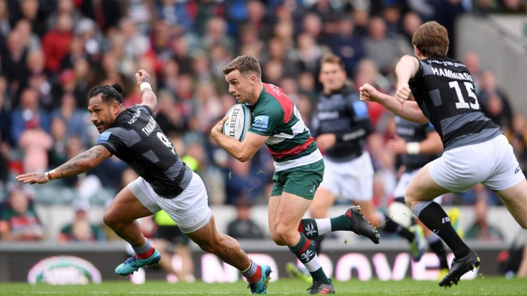 Ford determined to spark Leicester Tigers revival against Northampton Saints