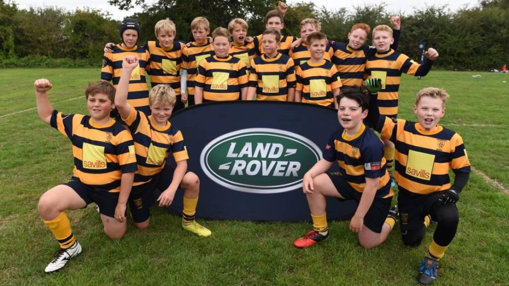 Sevenoaks RFC under-12s Twickenham-bound thanks to Land Rover Premiership Rugby Cup