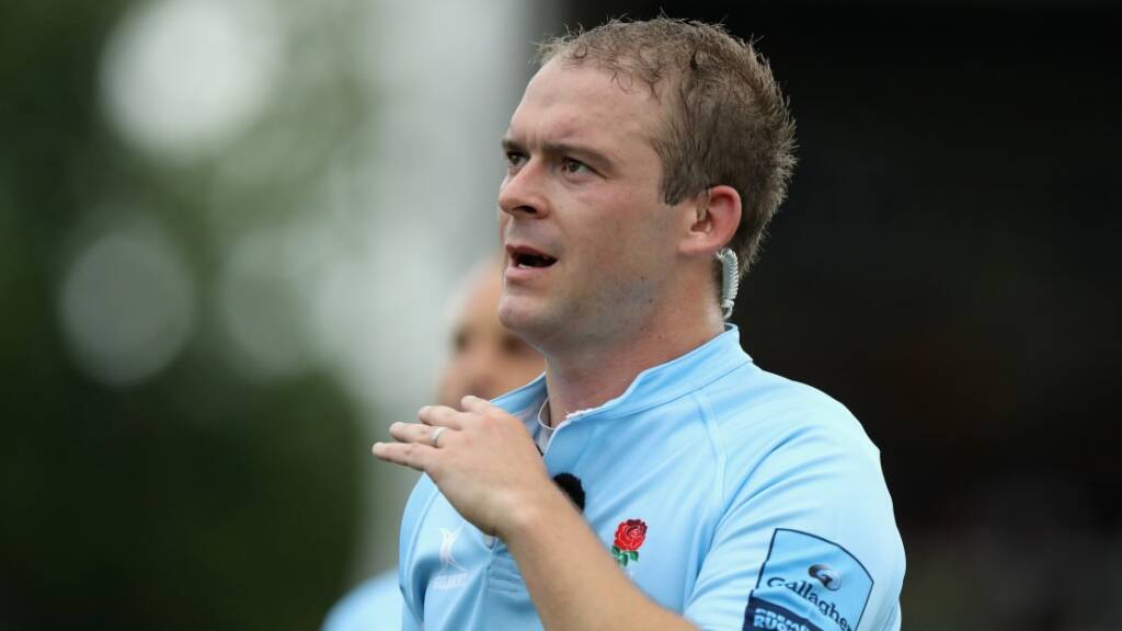 Gallagher Premiership Rugby referees ready for Round Three
