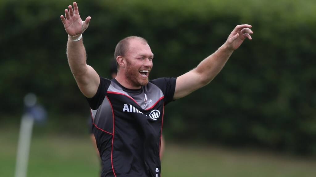 The Big Interview: Schalk Burger talks South Africa, Saracens and vineyards