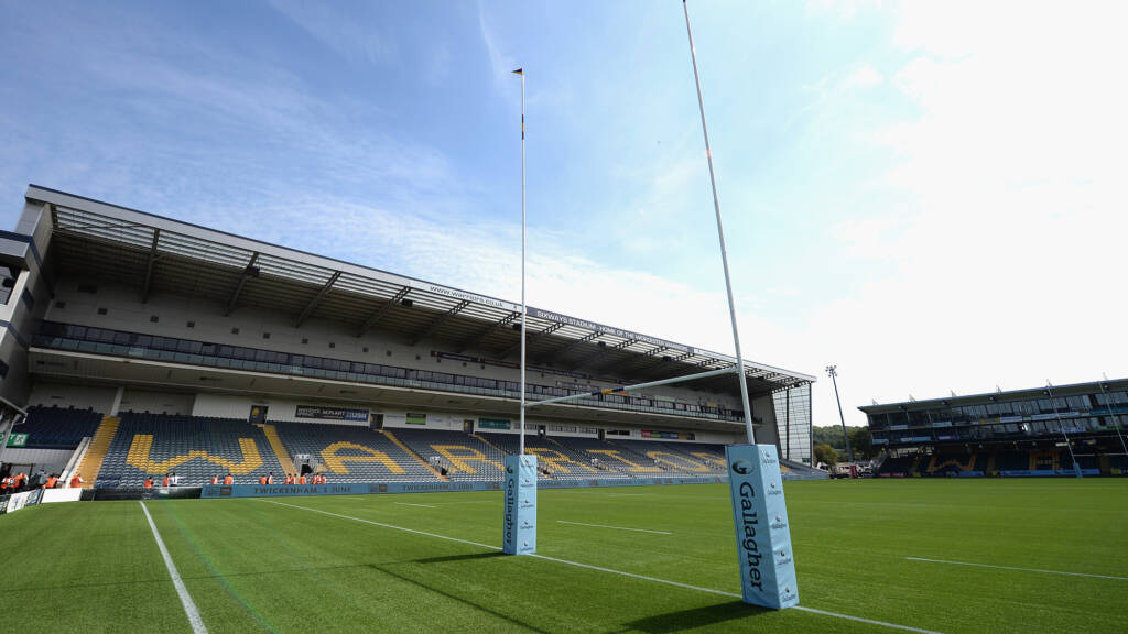 Worcester Cavaliers vs Sale Jets in Premiership Rugby Shield to be screened live on FreeSports