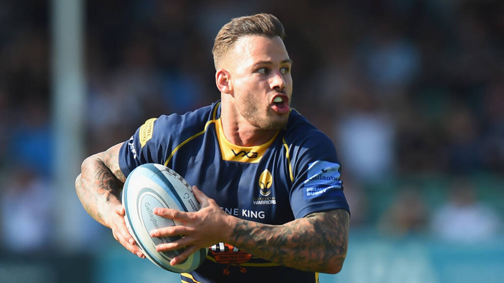 Hougaard returns for Worcester Warriors for Newcastle Falcons clash