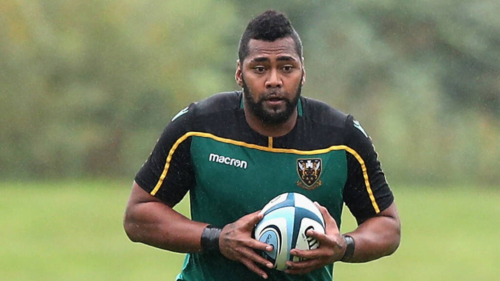 Naiyaravoro handed Northampton Saints debut for Saracens clash