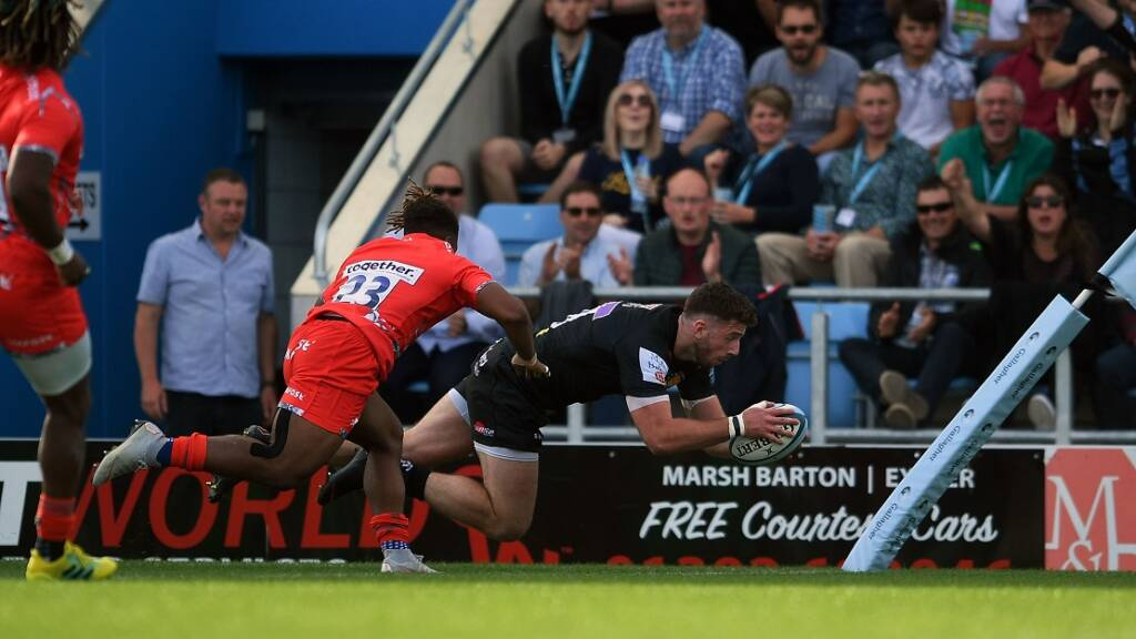Match Report: Exeter Chiefs 35-18 Sale Sharks