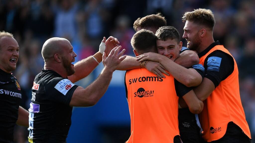 Match Reaction: Exeter Chiefs 35-18 Sale Sharks