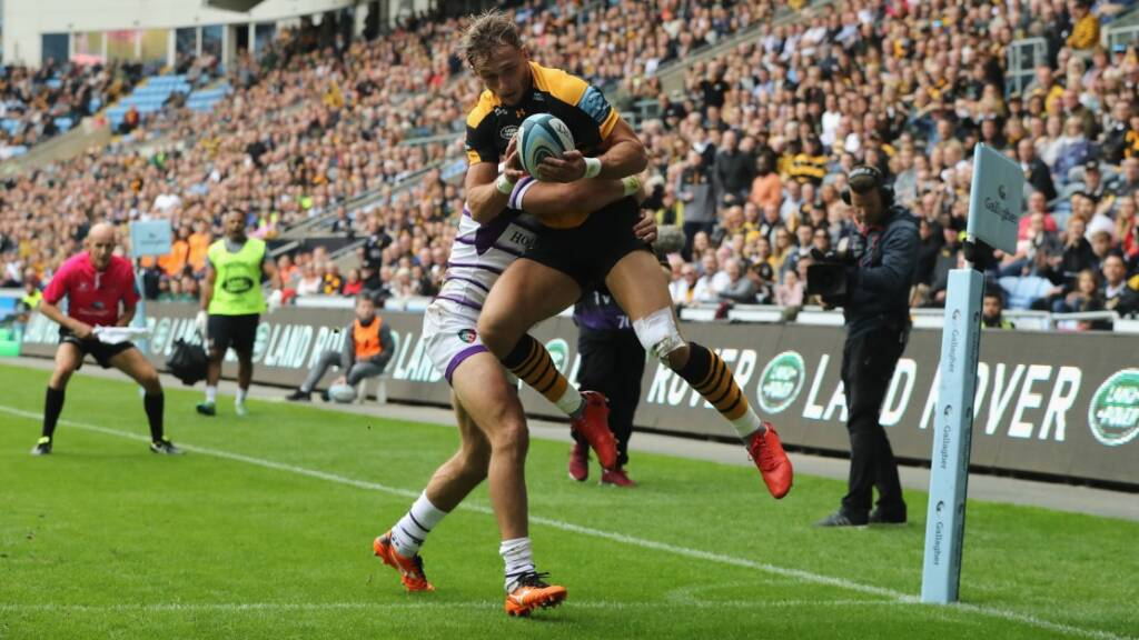 Match Report: Wasps 41-35 Leicester Tigers