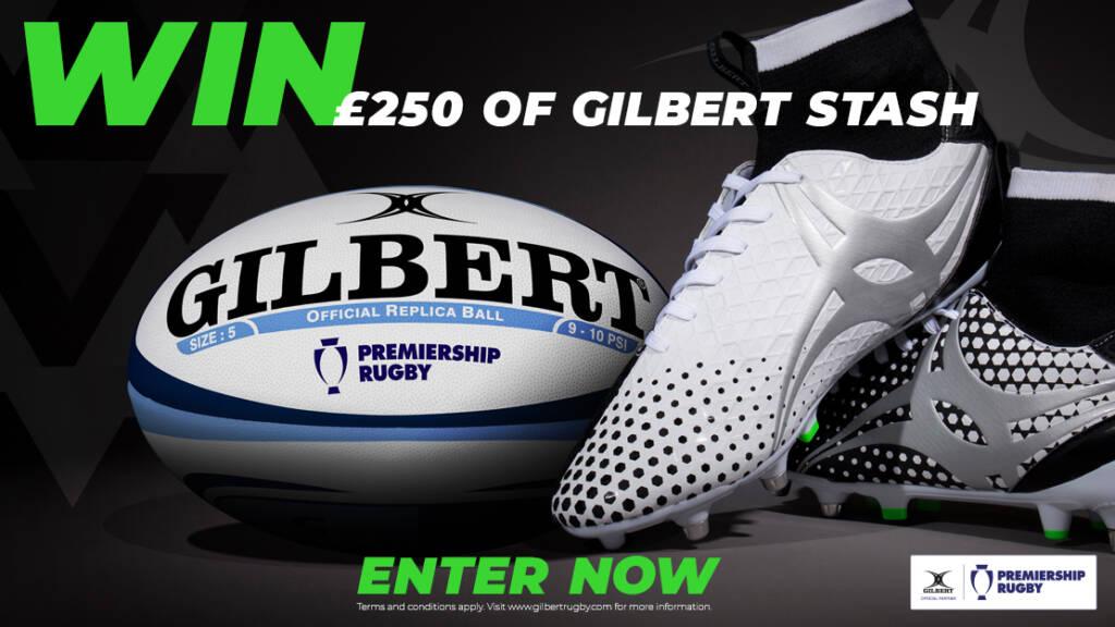 Win big with Gilbert